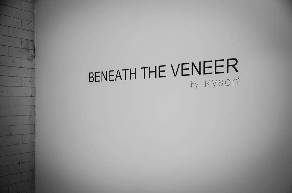 Beneath the Veneer by Kyson